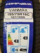 1 PNEUMATICO 195/75 R16C 107/105R COMPASAL VANMAX- TRASPORTO LEGGERO