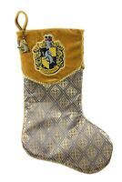 Universal Studios Harry Potter Hufflepuff Christmas Stocking Wizarding World