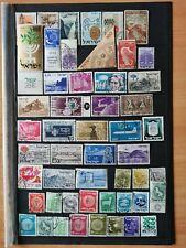 50 timbres Israël (lot BT 9 )