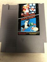 Super Mario Bros Duck Hunt Nintendo Nes ~Great! Fast Shipping! Authentic!