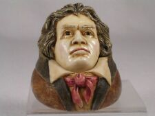 Harmony Kingdom Vip's Face Pot 'Beethoven'-Le- Retd #Vipbe No Box