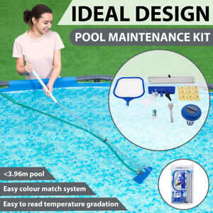 Bestway Flowclear Above Ground Pool Maintenance Kit Pool Spa Cleaner Tool