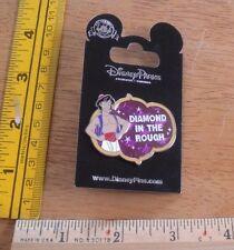 Disney pin Aladdin Diamond in the Rough MOC