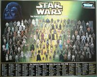 Star Wars Power of the Force Collection 190 Kenner figure 1995-1998 Poster
