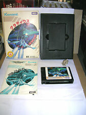 NEMESIS RC 742 IN BOX-EN BOITE msx-msx2-msx2+ et msx turbo occas-used COMPLET