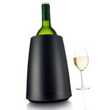VacuVin Rapid Ice Prestige Active Wine Cooler (Black)