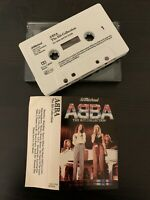 ABBA - THE HIT COLLECTION (VERY RARE UK CASSETTE TAPE) CBS/M&S - 1361/5704
