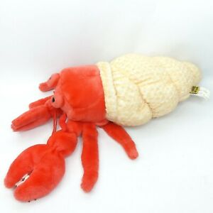 Wild Republic Hermit Crab plush soft toy