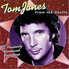 Tom Jones – From The Vaults CD Mercury 1998 NEW/SEALED