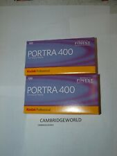 PORTRA 160 KODAK  120 COLOR NEGATIVE FILM FRESH 09/22 10 ROLLS in BOX