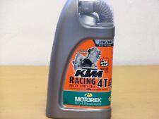 Motorex KTM Racing 4T 20W - 60 1 Liter vollsyn 4Taktmotoröl für KTM