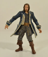"3.75"" Admiral Norrington Zizzle Action Figure Disney Pirates Of The Caribbean"