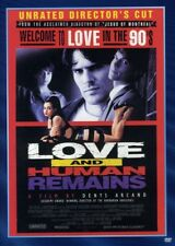 Love and Human Remains [New DVD] Manufactured On Demand