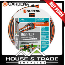 Gardena Garden Hose 19mm x 20m HighFLEX Fitted G18184