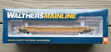 WALTHERS MAINLINE 1/87 HO TTX 53' NSC WELL CAR 3-UNIT RD #620655 F/S # 910-55066
