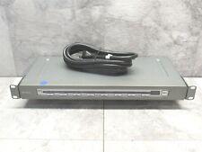 Belkin OmniView Rack Mountable SMB 1x8 KVM-over-IP Switch w/ Rack Ears