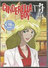 DVD - Cinderella Boy N° 2 - Episodi 5/7 - Shin Vision - NUOVO