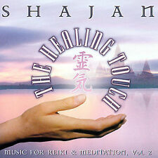 Shajan - The Healing Touch - Music For Reiki & Meditation CD Sequoia Records