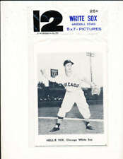 1961 Nellie Fox Chicago White Sox unopen Jay picture Pack mint