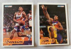 1993-94 Fleer Phoenix Suns Basketball Card Pick One