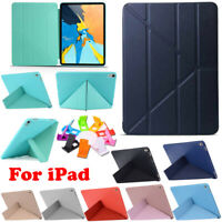 Smart Stand Leather Case Cover for iPad 9.7 2017 2018 6th Gen 5th Mini Air Pro