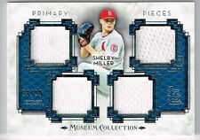 SHELBY MILLER 2014 TOPPS MUSEUM COLLECTION 4 PIECE JERSEY # 53/99 ST LOUIS