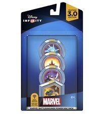 Marvel Battlegrounds Power Disc Disks Pack For Disney Infinity 3 3.0 Video Game