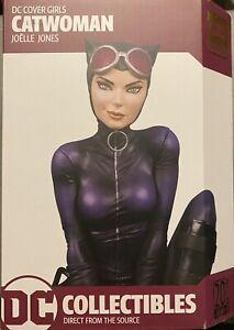 DC Collectibles NEW Comics Cover Girls Catwoman! Statue Joelle Jones