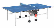 TENNIS TAVOLO PING PONG TRAINING GARLANDO INTERNO BLU