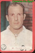 033 JOEL PILLARD SCO.ANGERS FOOTBALL CARTE MIROIR SPRINT 1960's RARE