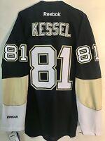 Reebok Premier NHL Jersey Pittsburgh Penguins Phil Kessel Black sz S