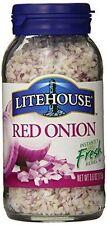 Litehouse Freeze Dried Red Onion (17.5 grams) 1 Bottle