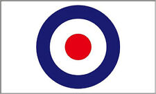 MOD TARGET FLAG 5' x 3' Shooting Club Paintball Mods RAF Royal Air Force Roundel