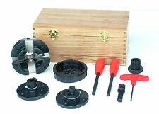 LathePRO WP0201 4-Jaw Self-Centering Wood Lathe Chuck System