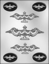 Greek Urn Assortment Chocolate Candy Mold from CK #9111 - NEW