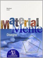 Materialmente. Disegno-Tecnologia-Informatica. Per la Scuola media. Con CD-ROM
