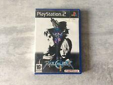 PS2 Soulcalibur II 2 PLAYSTATION 2 SONY PAL FR EN BOITE