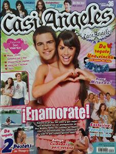 CASI ANGELES # 36 - TEEN MAGAZINE - FEB. 4TH, 2010  - BUENOS AIRES, ARGENTINA
