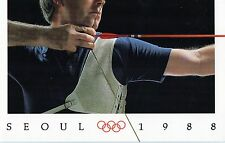 1988 Seoul Olympics Set Of 3 Stamp Pack, Mint, Unopened