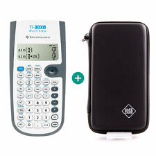 TI 30 XB multifenêtre calculatrice + Protection Sac Housse de protection