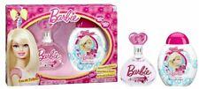 3 x Barbie Geschenk-Set: Eau de Toilette Spray 100ml + 2-in1 Duschgel & Shampoo