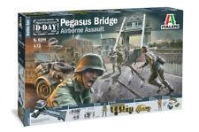 """Italeri 6194 - 1/72 Battle-Set - """"Pegasus Bridge"""" - D.Day 75°Ann.1944-2019 - Neu"""