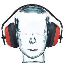 Blackrock Red Classic Ear Defenders SNR 27db Decibel EN352 (7210100)