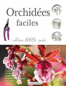 Orchidées faciles de Squire, David   Livre   état bon