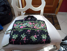 Vera Bradley medium hanging organizer in retired New Hope pattern