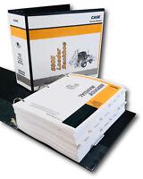 CASE 580E 580SE 580 SUPER E LOADER BACKHOE SERVICE REPAIR MANUAL SHOP BOOK
