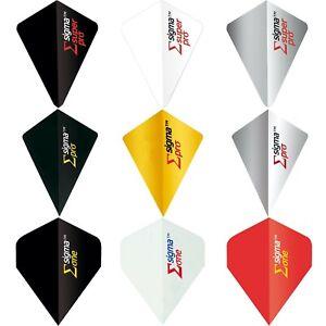 Unicorn Sigma Dart Flights 1-10 Sets