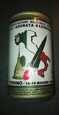 Lattina Birra Moretti adunata alpini Torino 1988
