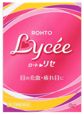 ROHTO Lycee Eye Drop 8 ml Japan NEW