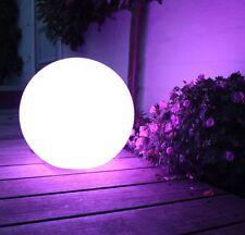 Lámpara solar LED para jardín - blanco o de colores